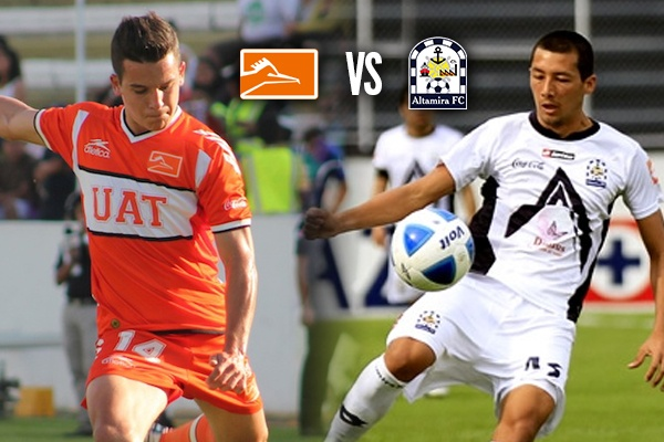 Correcaminos vs Altamira en Vivo – Ascenso MX 2014