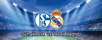 Schalke 04 vs Real Madrid en Vivo
