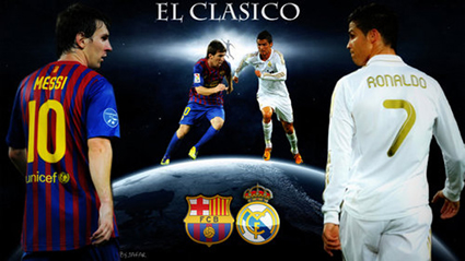Real Madrid vs Barcelona en Vivo – Liga BBVA 2014