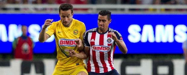 Resultado de Chivas vs América 2014