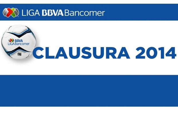 Resultados Liga MX 2014