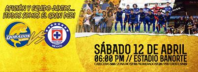 Dorados vs Cruz Azul Hidalgo en Vivo