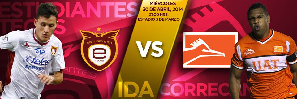 Estudiantes Tecos vs Correcaminos en Vivo - Final Ascenso MX