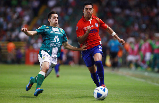 León vs Cruz Azul en Vivo – Cuartos de final Liga MX 2014