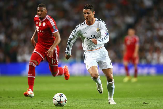 Primera Semifinal de Champions League 2014