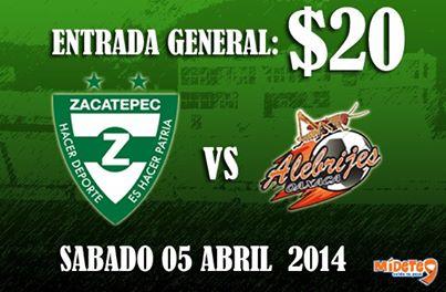 Zacatepec vs Alebrijes en Vivo