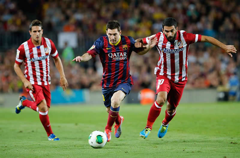 Barcelona vs Atlético Madrid en Vivo – Liga BBVA 2014