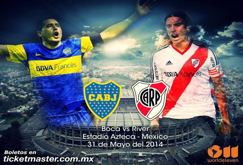 Boca Juniors vs River Plate en Vivo