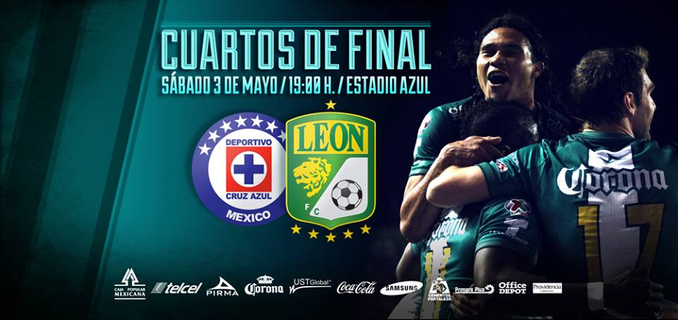 Cruz Azul vs León en Vivo 2014