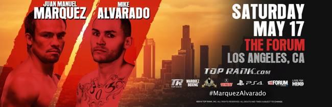 Juan Manuel Márquez vs Mike Alvarado – Box Azteca en Vivo