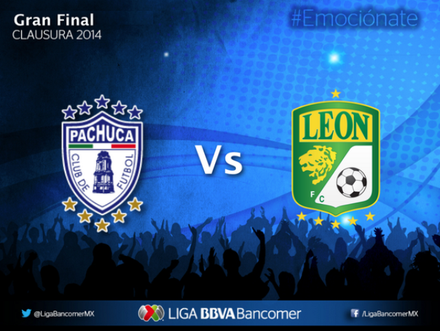 Pachuca vs León en Vivo - Final 2014