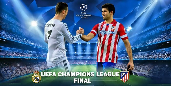 Real Madrid vs Atlético de Madrid en Vivo Final 2014