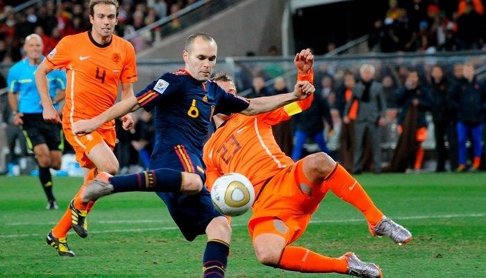 España vs Holanda en vivo Online