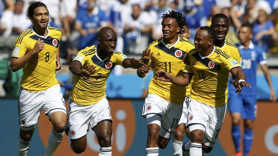 Japón vs Colombia en Vivo