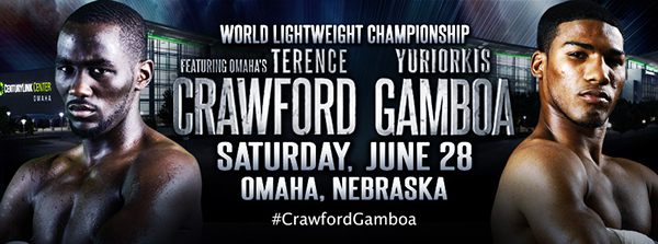La cartelera de Box Azteca en Vivo La cartelera de Box Azteca - Gamboa vs Crawford