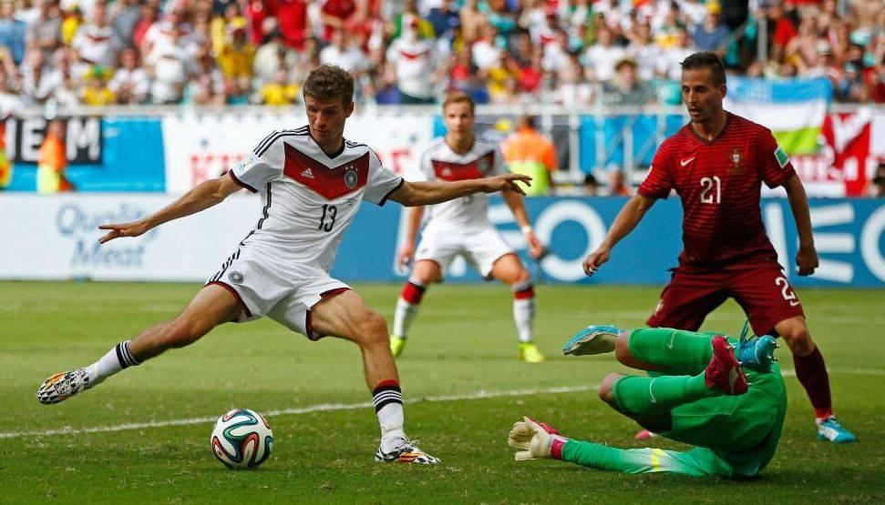 Partido en Vivo Alemania vs Ghana 2014
