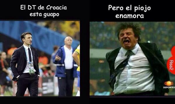 Piojo Meme Mexico vs Croacia
