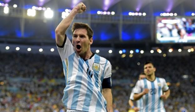 Ver Argentina vs Irán en Vivo