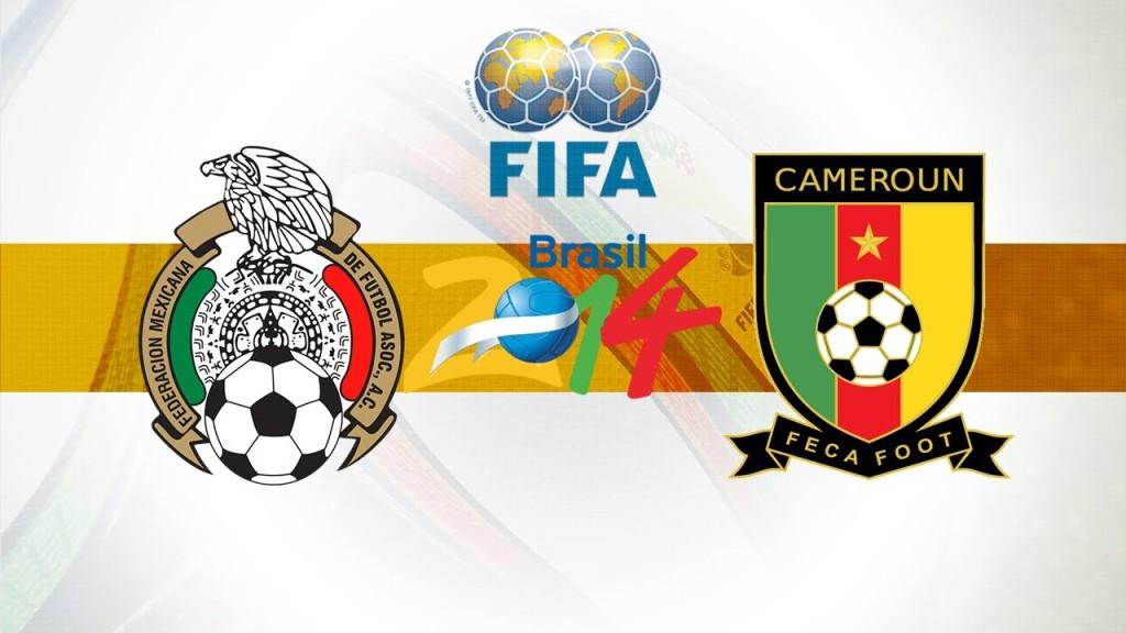 Ver en Vivo México vs Camerún Online