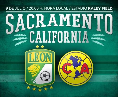 América vs León en Vivo Amistoso 9 julio 2014