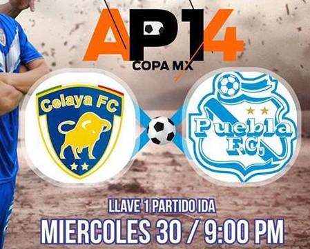 Celaya vs Puebla en Vivo 2014