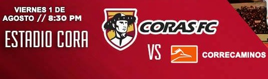 Coras Tepic vs Correcaminos en Vivo 2014