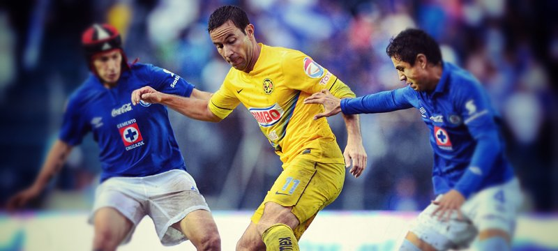 Cruz Azul vs América en Vivo 2014