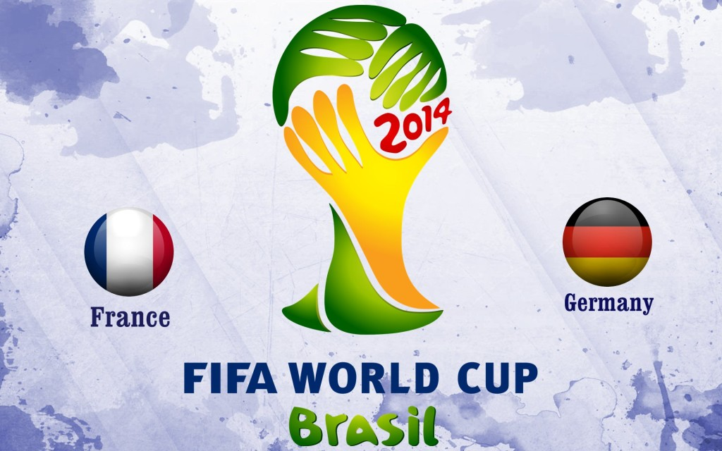 Francia vs Alemania en Vivo 2014