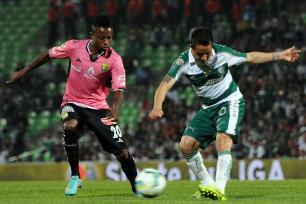 León vs Santos Laguna en Vivo 2014
