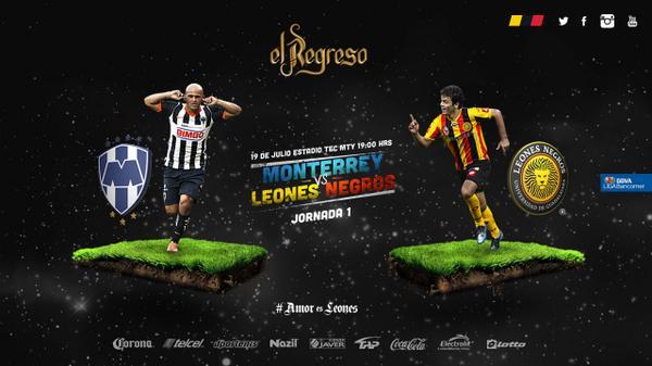 Monterrey vs Leones Negros en Vivo Liga MX