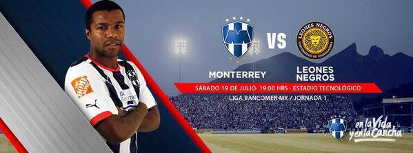 Monterrey vs Leones Negros en Vivo Liga 2014
