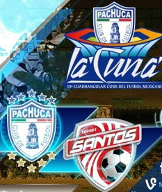 Pachuca vs Santos de Guápiles en Vivo 2014
