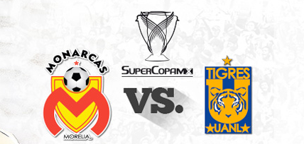 Tigres vs Morelia en Vivo Final 2014