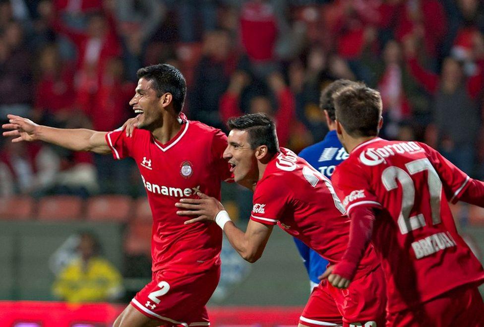 Toluca vs Santos de Guápiles en Vivo 2014