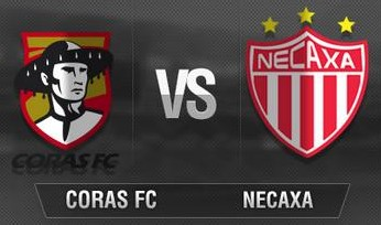 Coras Tepic vs Necaxa en Vivo 2014