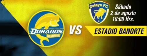 Dorados vs Celaya en Vivo – Liga de Ascenso MX 2014