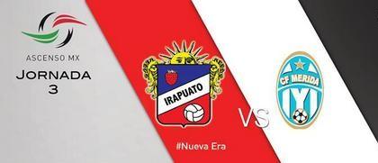 Irapuato vs Mérida en Vivo 2014