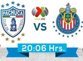 Pachuca vs Chivas en Vivo 2014