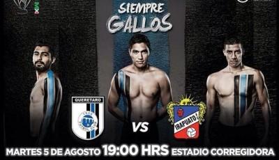 Querétaro vs Irapuato en Vivo 2014