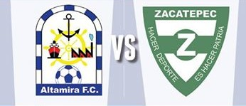 Zacatepec vs Altamira en Vivo 2014