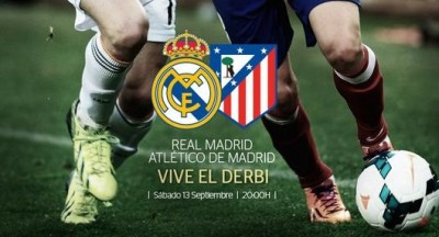 Real Madrid vs Atlético de Madrid en Vivo 2014