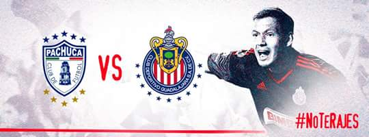 Pachuca Vs Chivas en vivo Fox Sports Online