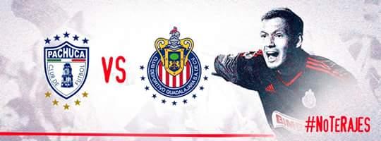 Pachuca Vs Chivas en vivo Fox Sports Online