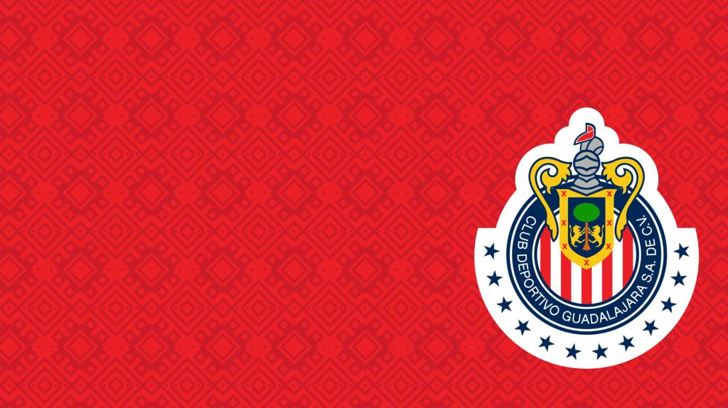 Fondo de pantalla Chivas rojo 2018