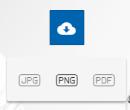 Icono descargar diseño